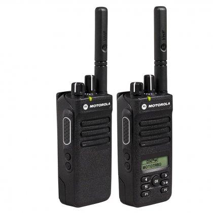 Радиостанция DMR - СЕРИЯ DP2000E