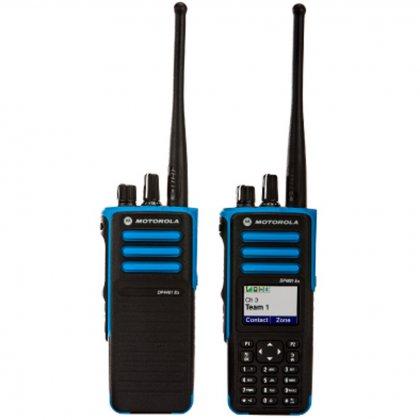 Радиостанция DMR - Серия DP4000 EX ATEX